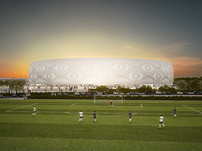 Al Thumama Stadium - Qatar