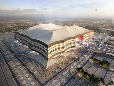 Al Bayt Stadium - Worldcup 2022 Qatar