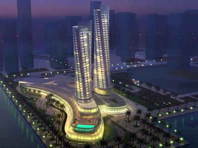 Burj Al Fardan Tower - Qatar